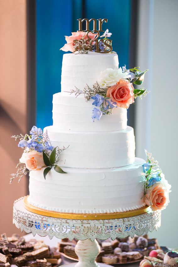 Serbian Wedding Cake!