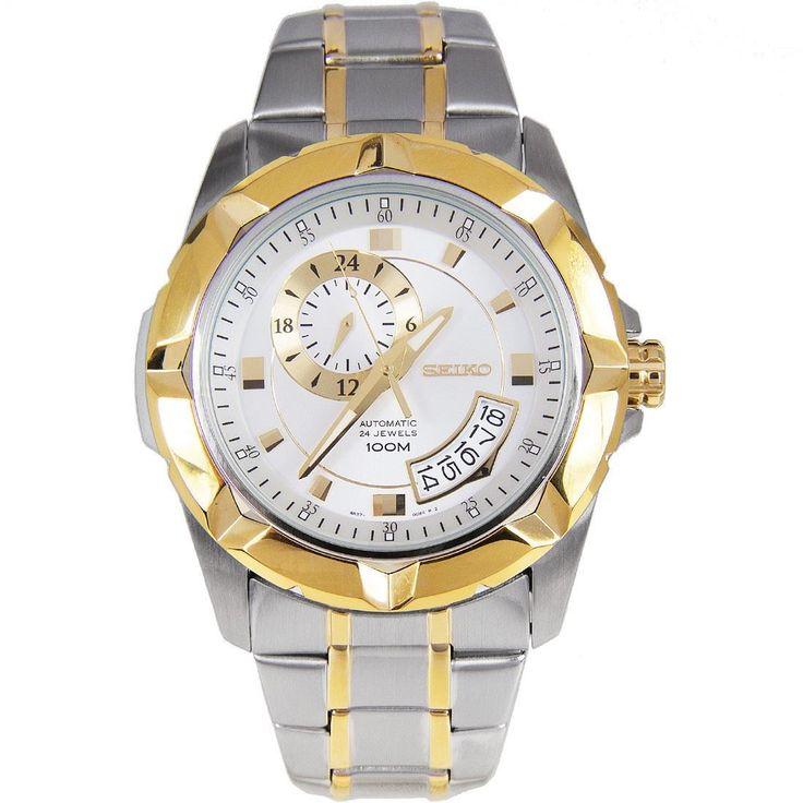 Chronograph-Divers.com -  SSA222K1 Seiko Automatic Watch, $197.00 (http://www.chronograph-divers.com/ssa222k1-seiko-automatic-watch/)