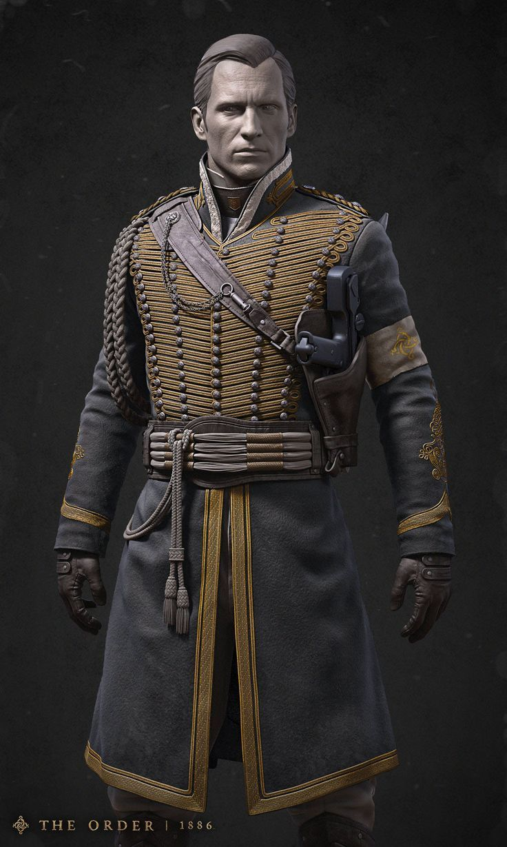 17 best images about realism on pinterest artworks for The order 1886 shirt