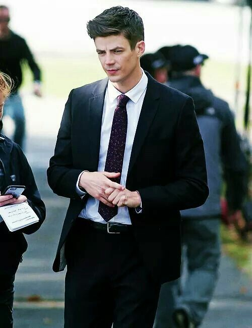 String bean in a suit=perfection