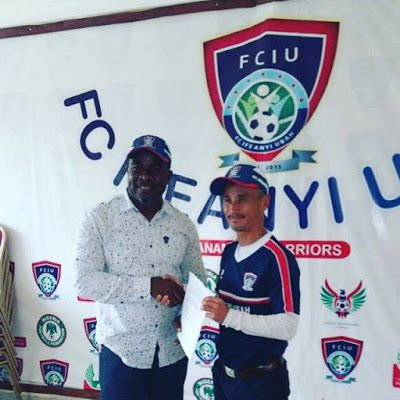 FC Ifeanyiubah Appoints Kenechi Yatsuhashi As Manager     Federation Cup winners FC IfeanyiUbah have appointed Japanese Kenechi Yatsuhashi as their new head coach. Former Ghanaian international Yaw Preko has also been appointed new assistant coach and physical trainer of theAnambra Warriors.  Yatsuhashi is a Japanese-American coach who has recently handled Ghanaian club Accra Hearts of Oak. He holds a USSFA and a national youth coaching license a CONCACAF international coaching licence an…