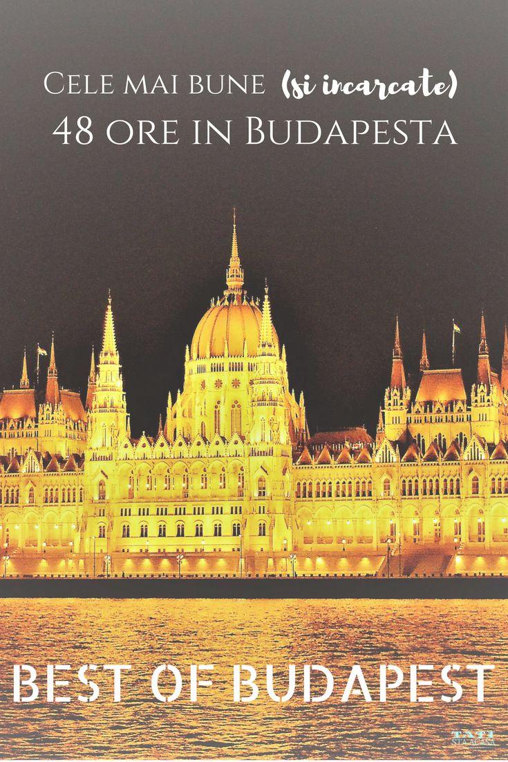 48 ore in Budapesta