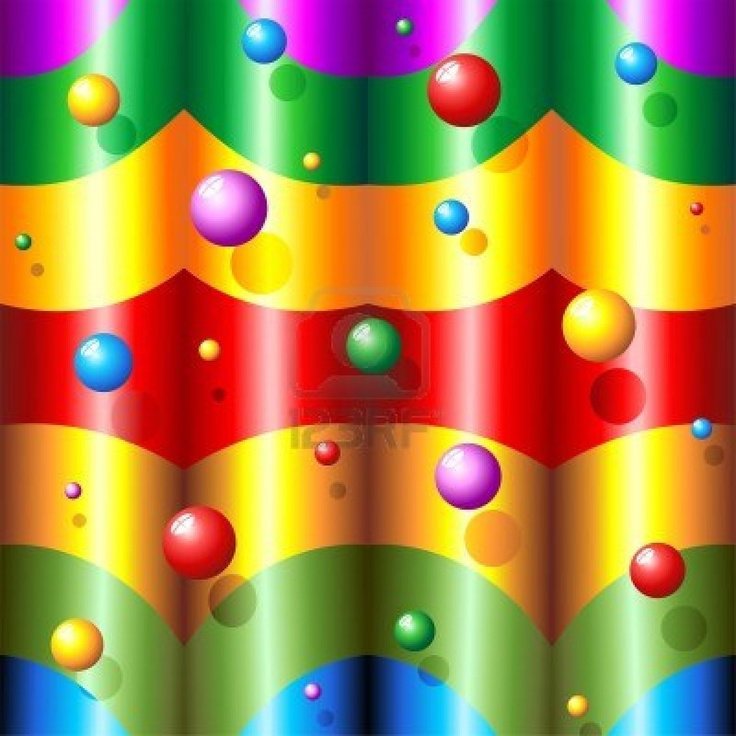 rainbow bubbles colorful - photo #15