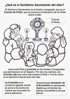 Qué es el Santísimo Sacramento del altar?