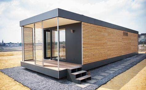 ber ideen zu mikrohaus design auf pinterest kleine h user wohnen im mikrohaus und. Black Bedroom Furniture Sets. Home Design Ideas