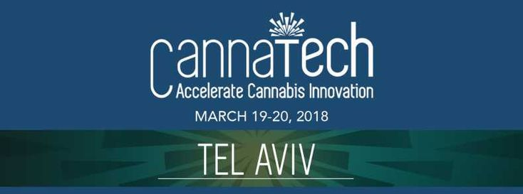 CannaTech |Eventos - Kannabia Seed Company.  Tel-Aviv (Israel) 19-20 de marzo de 2018.   #telaviv #israel #canna #cannabis #events #marihuana #festival #cannatech #tech #science