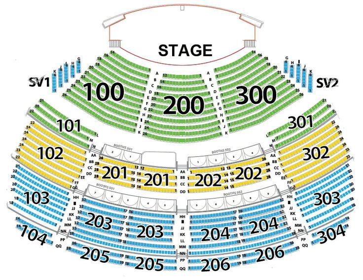 Spotlight 29 seating chart theatre pinterest seating charts