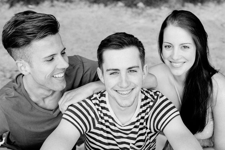 Antje Klemm Fotografie / Geschwistersession / Familie / Family / siblings / teenager