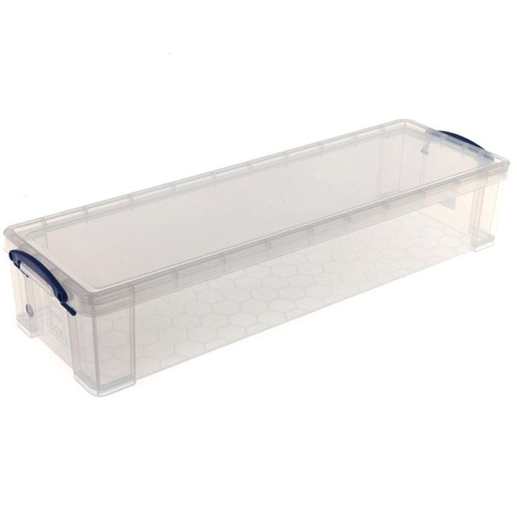 Really Useful Box 22 Litre Clear