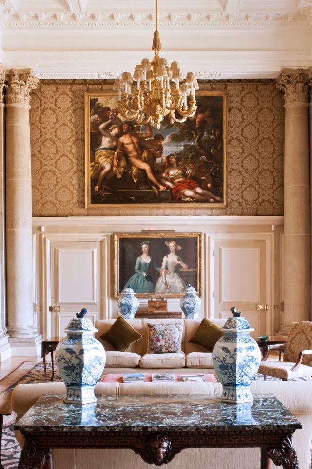 80 best images about Henrietta Spencer Churchill interiors ...