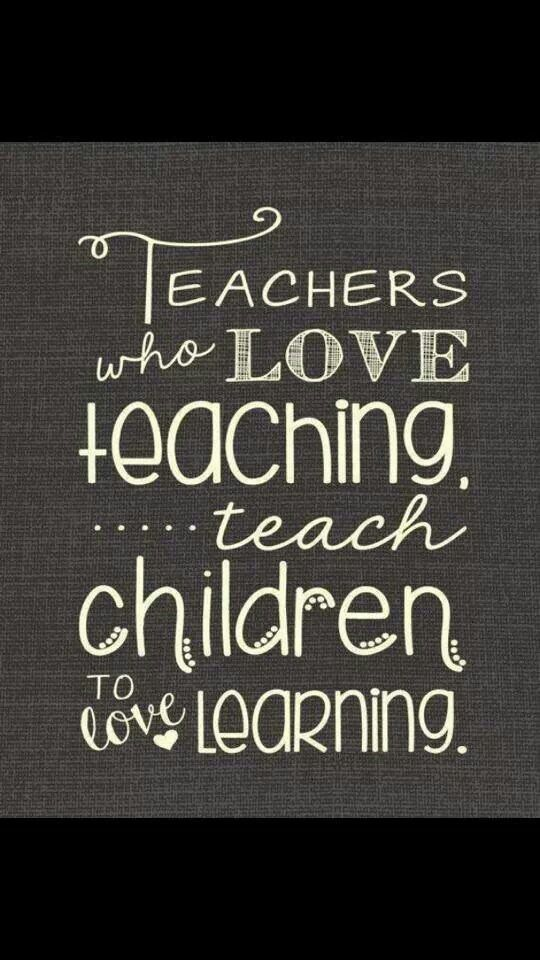 Some inspiration for teaching.