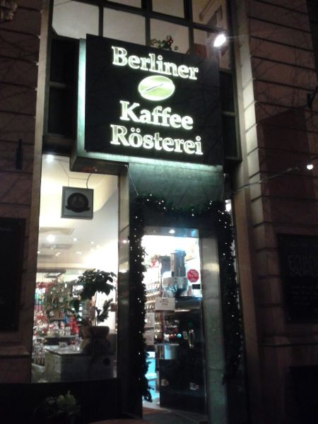 Best espresso in Berlin but not only....., Berliner Kaffeerösterei