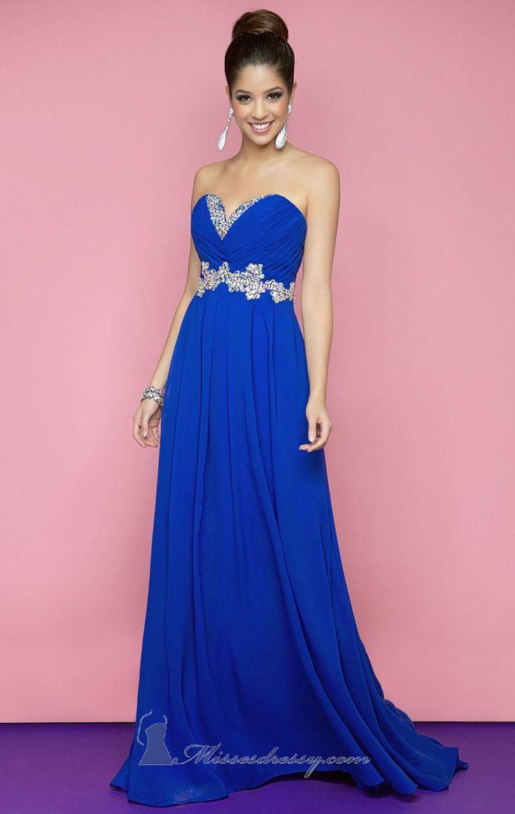 168 best Prom Dresses images on Pinterest | Party wear dresses ...