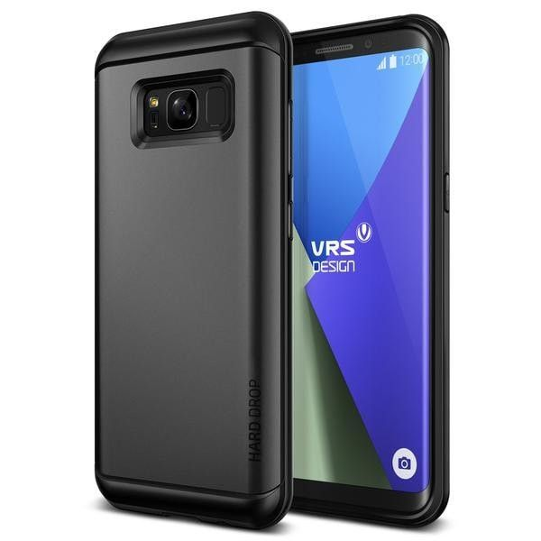 Verus Samsung Galaxy S8 Case Thor Series - Dark Silver
