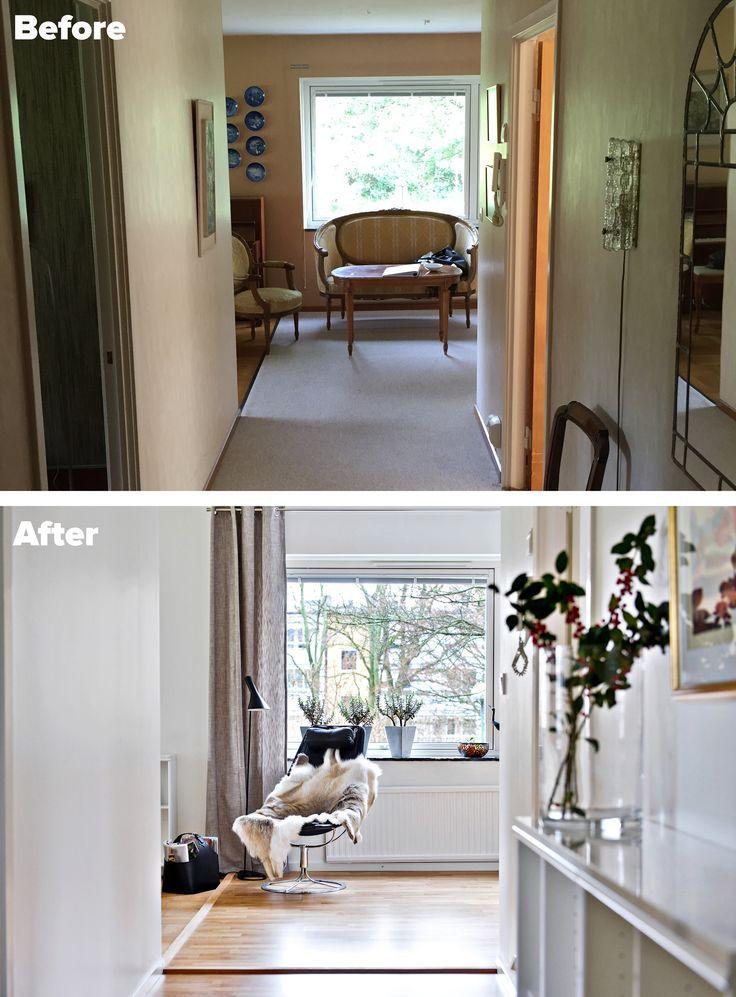 Attraktiv ... #homedoubler #home #homes #apartment #design #danishdesign  #swedishdesign #föreochefter #föreefter #homestyle #homestyling #homestaging  #house