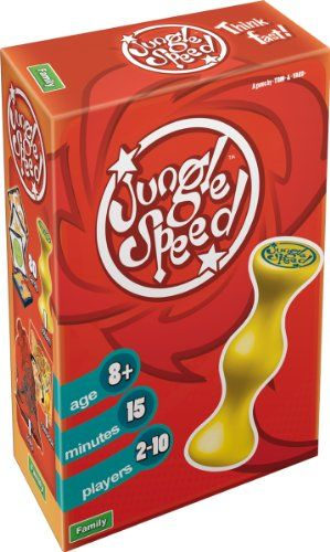 Jungle Speed, 2011 Parents' Choice Award Recommended Award - Toys #Toy