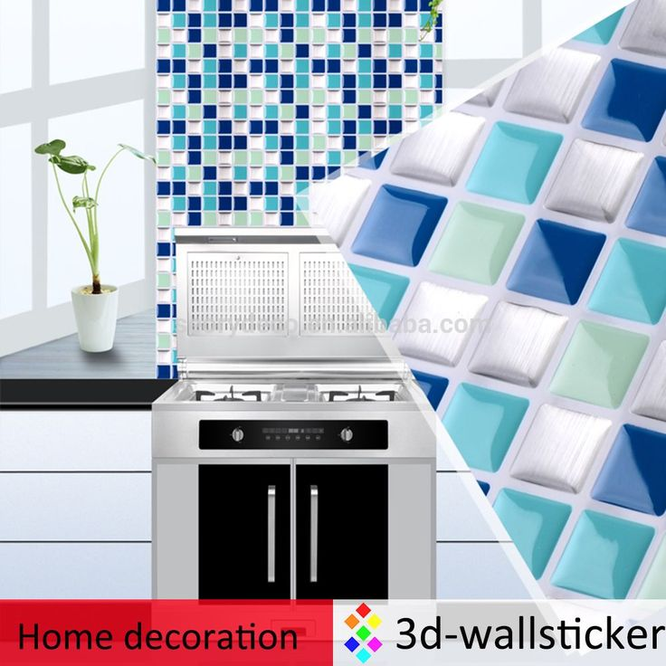 Stick On Tile Decorations 9 Best Home Decoration Self Adhesive Wall Tile Stickers Mosaic For