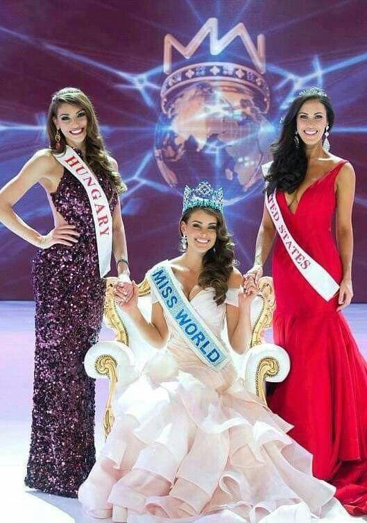 The Miss World 2014 Final :)
