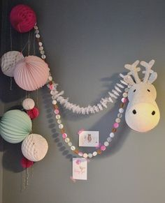 Design kids room with POMPOM ❥