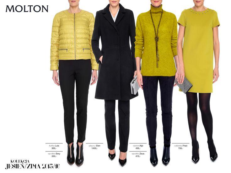 #molton #moltonstyl #new #collection #jesien #zima #fashion #autumn #winter #aw1516 #dress #bag #woman #classic #fashion #jacket #dress