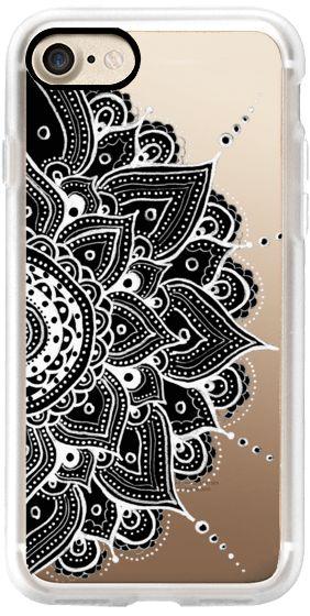 Casetify iPhone 7 Classic Grip Case - Mandala by Li Zamperini Art #Casetify