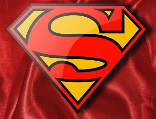 How To Draw The Superman Logo ~ Draw Central