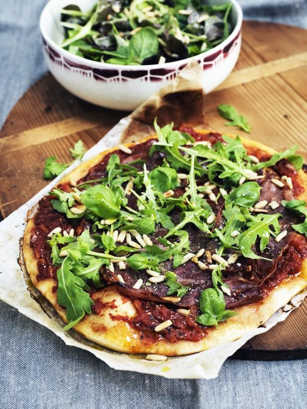 Sunn pizza! Hurra! kk.no