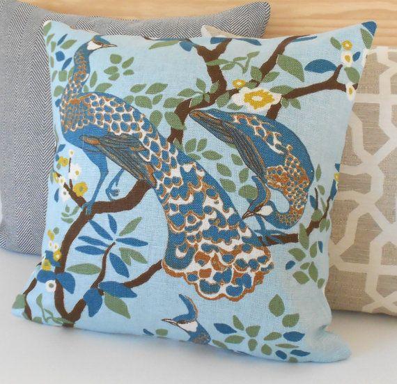 Best 25 Peacock Pillow Ideas On Pinterest Peacock