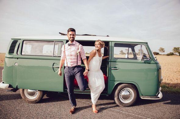 tenue marié mariage champêtre campagne