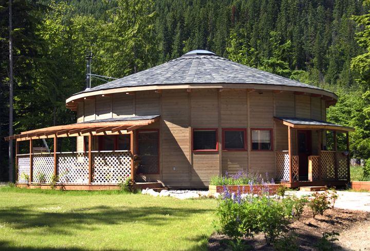 Fc B Fed Abb Afa D Yurt House Yurt Living