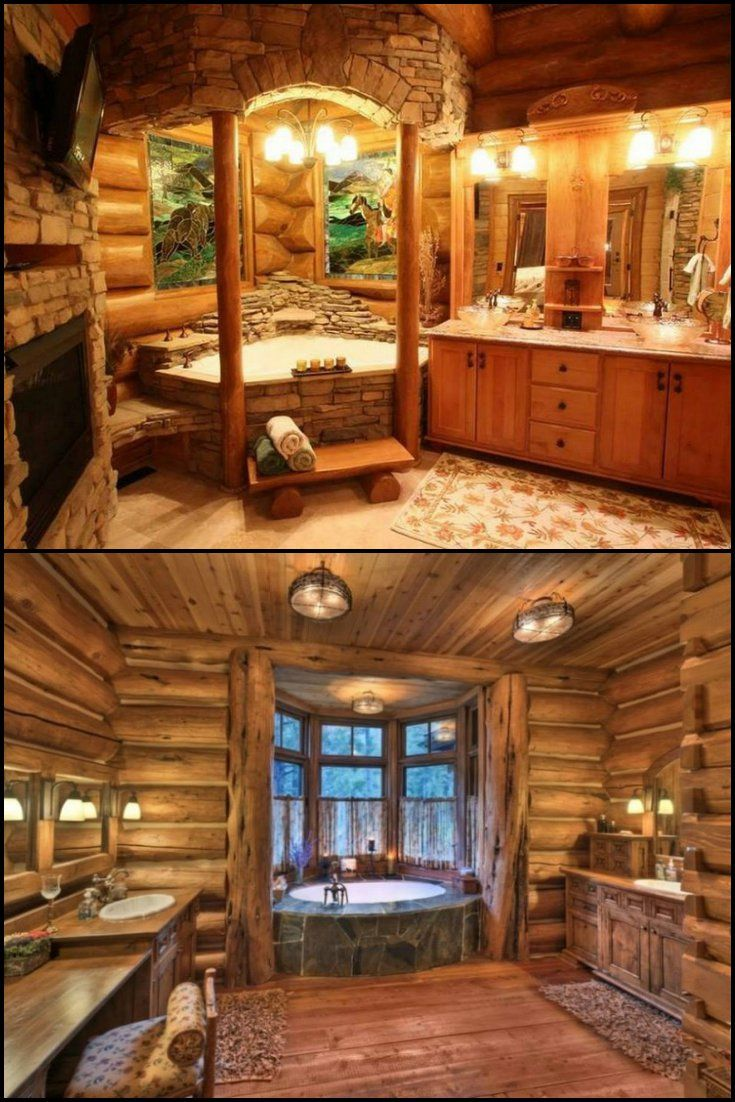 Photo Album Gallery  For http theownerbuildernetwork co voc Are you thinking of redesigning your home to achieve a rustic look The best place to start is the bathroom
