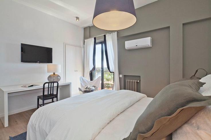 Habitación doble en el #hotel Madfor
