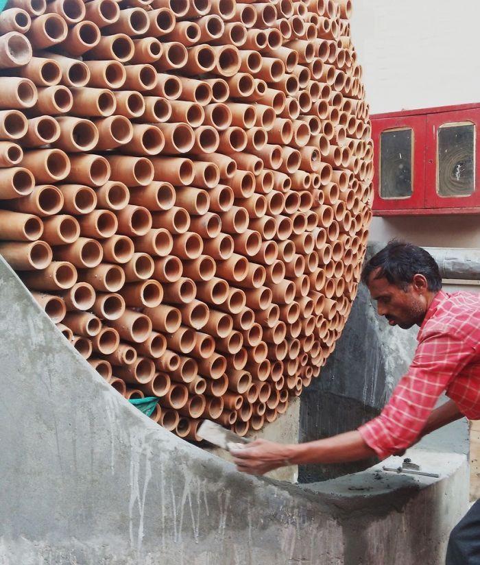 Designers Indianos Construiram Um Ar Condicionado Genial Funciona
