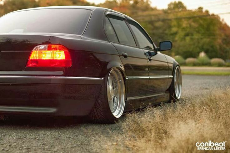 bmw e38 7 series slammed cars pinterest bmw black and bmw e39. Black Bedroom Furniture Sets. Home Design Ideas
