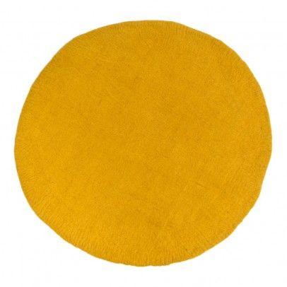 http://static.smallable.com/328501-thickbox/tapis-en-feutre-rond-jaune-miel.jpg