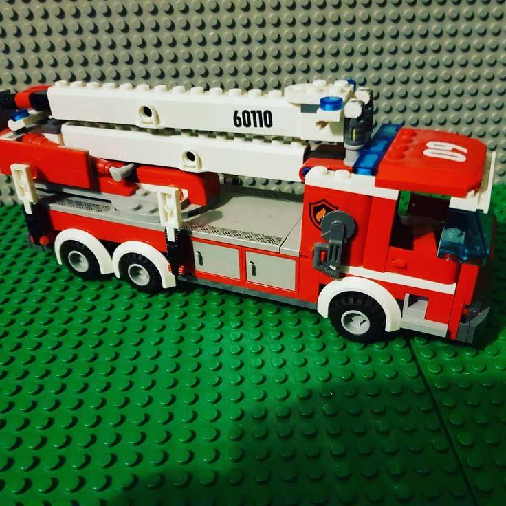 #lego #legopicture #legomontage #legoland #fanlego #brick #legofun #legolife #legolove  #legoland #legoworld #legocity #fore #pompier #camion #truck