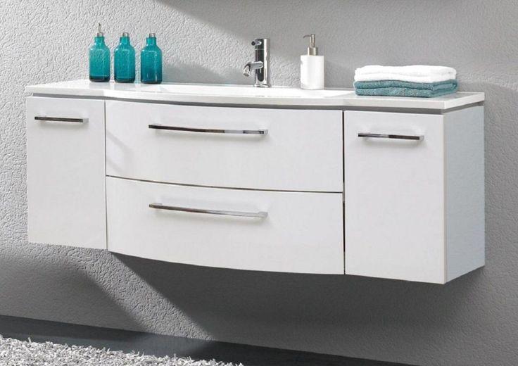 Waschbecken 40 Cm Tief Mit Waschtisch Turbo Waschbeckenunterschrank Unterschrank Waschbecken
