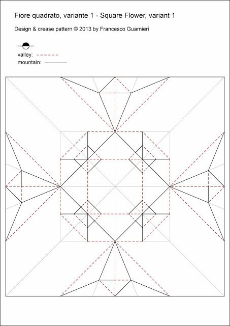 17 best images about origami cp and diagrams
