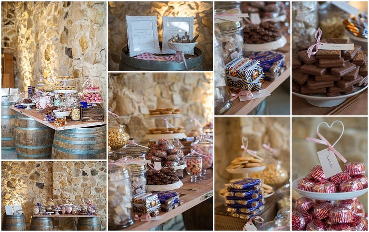 http://www.emmasharkey.com/blog/a-beautiful-vintage-style-wedding-styled-shoot-at-coriole-vineyard-mclaren-vale/  Styled Dessert Buffet for wedding or function