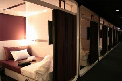 """New clean reasonable hotel in Kyoto """"first cabin"""""""