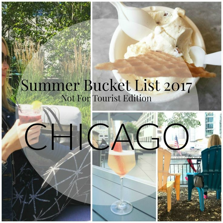 Download and Save the Chicago Summer Bucket List 2017 (Not For Tourist Edition)    #Chicago #thingstodoinChicago #ChicagoBucketList #ChicagoSummer #SummerinChicago