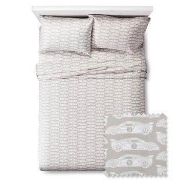 Race Car Rendezvous Sheet Set - Pillowfort™