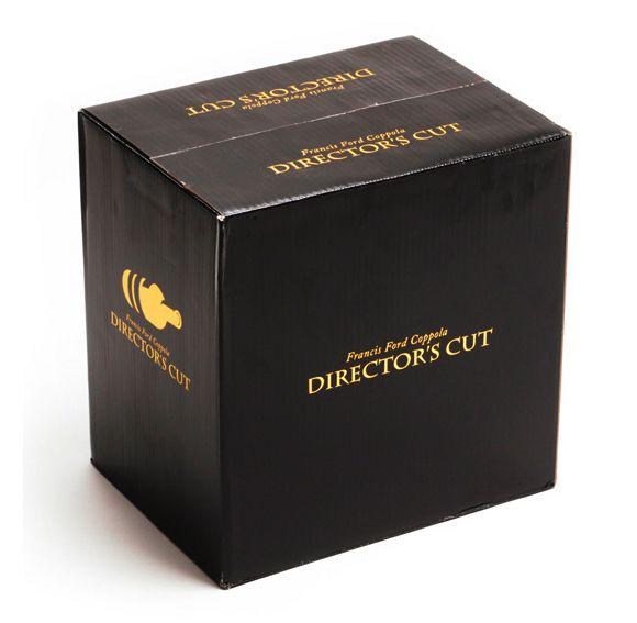 упаковка вина Director's Cut – Francis Ford Coppola Winery