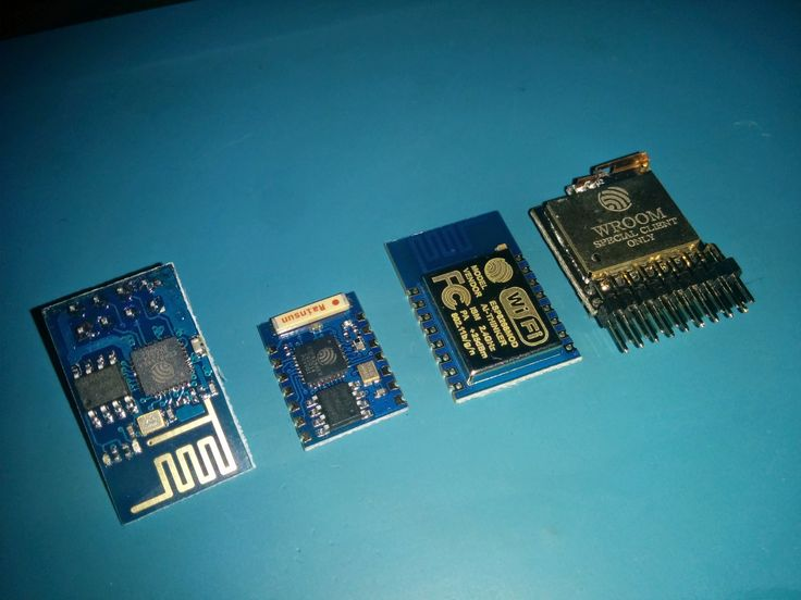 Like many people I have been playing with the Espressif ESP8266 WiFi modules over the last few months. I've had a couple of modules running for a while now, one connected to an Arduino pro mi…