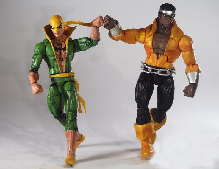 Luke Cage / Power man Marvel Legends custom   Toys & Hobbies, Action Figures, Comic Book Heroes   eBay!