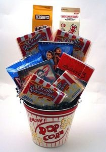 How to Make a Movie Theme Gift Basket thumbnail
