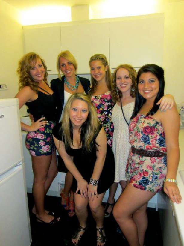 What To Wear To College Parties!
