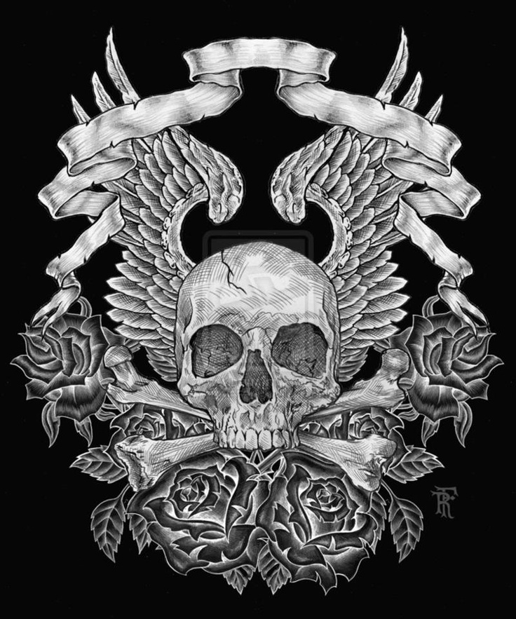Skull And Guns Unfinished By Ifinch On Deviantart: 149 Best Images About Tattoos On Pinterest