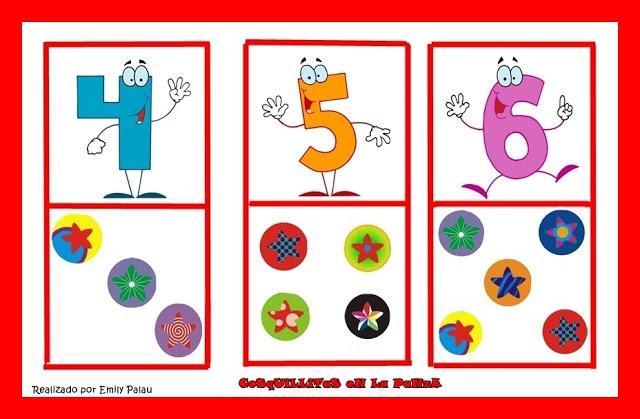 DOMINO DE LOS NUMEROS: Number, The Number
