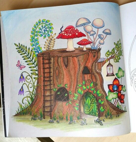 44 Best Images About Enchanted Forest Tree Stump On